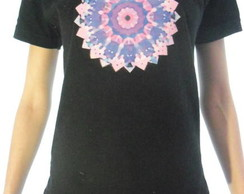 Camiseta Mandala Rose