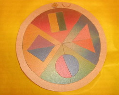 Mosaico Circular