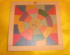 Mosaico Conc�ntrico