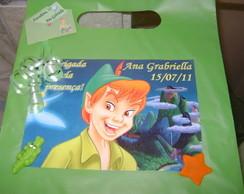 Sacola personalizada Peter Pan