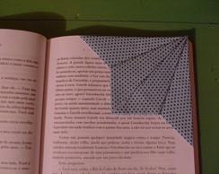 Marcador de p�gina de Origami (grande)