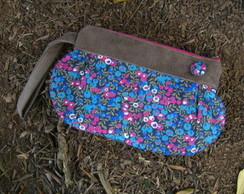 Bolsa Carry Liberty turqueza
