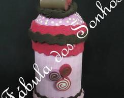 Cupcake Porta -Trecos de E.v.a.