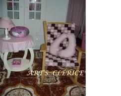 Ascento p/ cadeira em puff - ISADORA