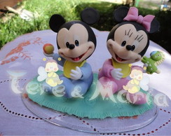 baby disney Mickey e Minnie