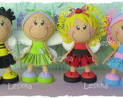 Little Leskkinhas!