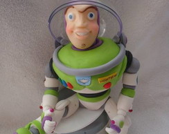 BUZZ LIGHTYEAR-TOY STORY EM BISCUIT