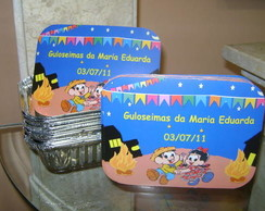 Marmita personalizada Festa Junina