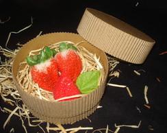 Sabonete morango