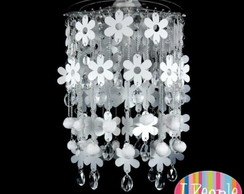 Lumin�ria Bianca de teto