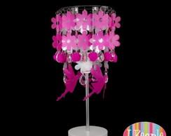 Lumin�ria Melissa de mesa pink