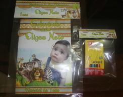 Caderno de Atividade Madagascar