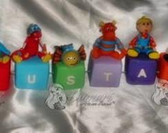 CUBO TOPO DE BOLO DISCOVERY KIDS