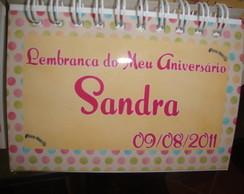 Calendario de Mesa Festa 50 anos