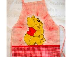 Avental Ursinho Pooh