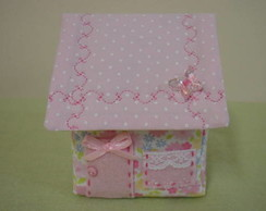 Mini Casinha Rosa Beb�