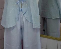 Pijama em Laise modelo Giovana
