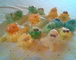 Lembrancinhas Perfumadas- Mini sabonetes