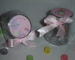 Mini baleiro personalizados