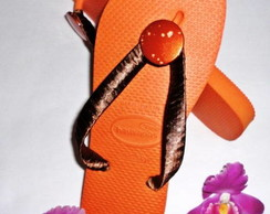 Havaianas Top Orange
