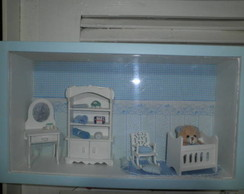 quadro decora��o menino roombox