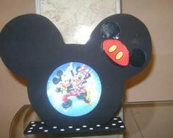 Porta retrato Mickey Disney