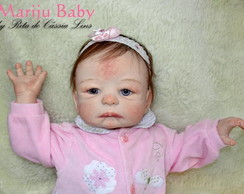 Boneca Reborn Gabrielle