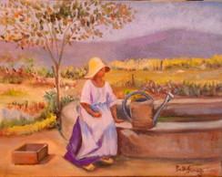 Jardineira faceira
