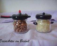 Panelinhas de cozinha
