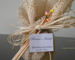 MINI DIFUSOR DE AROMAS  (LEMBRANCINHA)