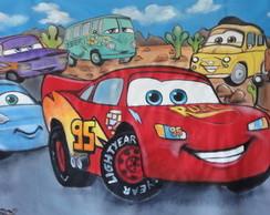 Painel Carros Disney