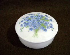 Porta j�ias em porcelana