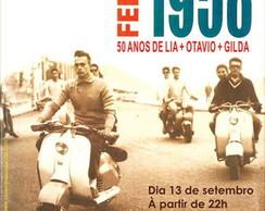 Convite FELIZ 1958