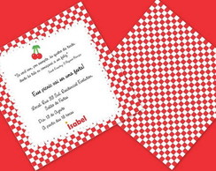 Convite picnic - Arquivo Digital