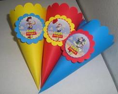 Cone de guloseimas Toy Story