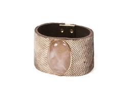 Bracelete Quartzo Rosa