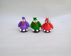 Trio de galinhas galinha pintadinha