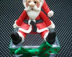 Caixinha com Papai Noel