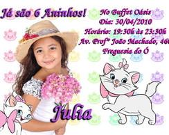 Convites Personalizados Infantis