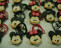 Cord�es Minnie e Mickey