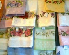 Kits de banho ( toalhas de banho e rosto