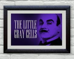 Poster Cine Frases: Poirot