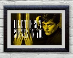 Poster Cine Frases: Pleno Sol
