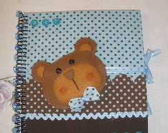 Caderno de Assinatura Beb�