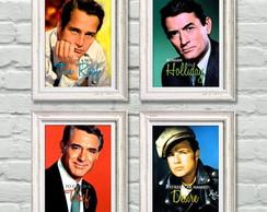 Poster Stars: Newman Peck Grant Brando