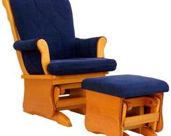Cadeira de balan�o Glider