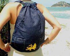 Mochila Reggae Sunshine Lion JEANS
