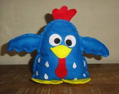 Peso de porta da galinha pintadinha