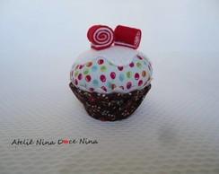 Alfineteiro Cupcake - Lembrancinha