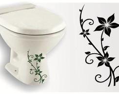 Adesivo Decorativo para Banheiro.